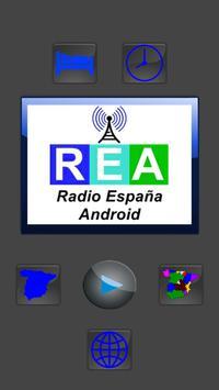 REA – Radio España Android screenshot 1