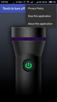 Mi Flashlight - Torch screenshot 3