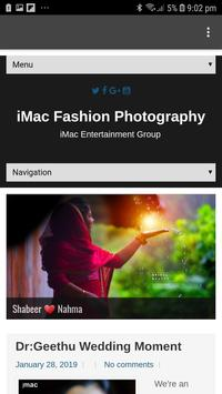 iMac Fashion Photography poster