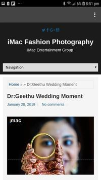 iMac Fashion Photography screenshot 1
