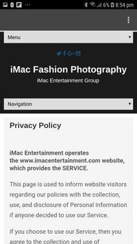 iMac Fashion Photography screenshot 4