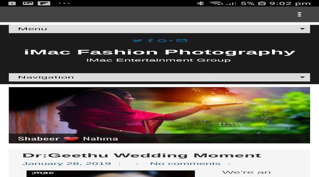 iMac Fashion Photography screenshot 9