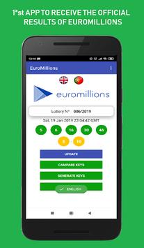 EuroMillions & Million Results - All in One App poster