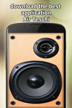 Radio Air Tesshi Free Online in Japan screenshot 1