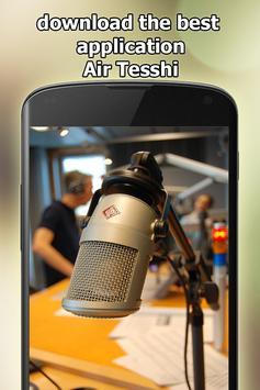 Radio Air Tesshi Free Online in Japan screenshot 2