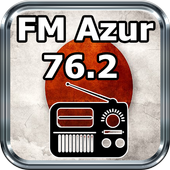 Radio FM Azur 76.2 Free Online in Japan icon