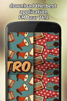 Radio FM Azur 76.2 Free Online in Japan screenshot 7