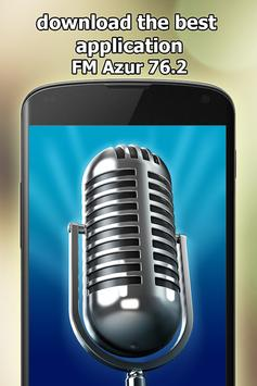 Radio FM Azur 76.2 Free Online in Japan screenshot 8