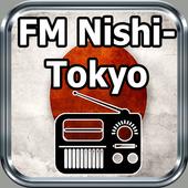 Radio FM Nishi-Tokyo Free Online in Japan icon