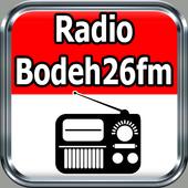 Radio Bodeh26fm Online Gratis di Indonesia icon