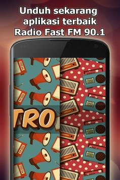 Radio Fast FM 90.1  Online Gratis di Indonesia screenshot 9