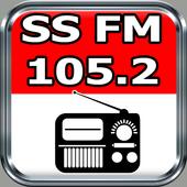 Radio SS FM 105.2 Online Gratis di Indonesia icon