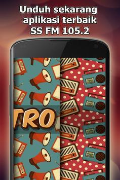 Radio SS FM 105.2 Online Gratis di Indonesia screenshot 18