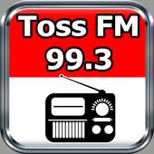 Radio Toss FM 99.3 Online Gratis di Indonesia icon