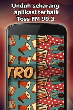 Radio Toss FM 99.3 Online Gratis di Indonesia screenshot 6