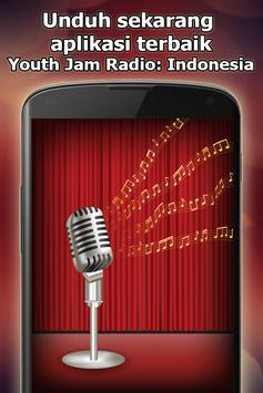 Youth Jam Radio: Indonesia Online Gratis screenshot 3