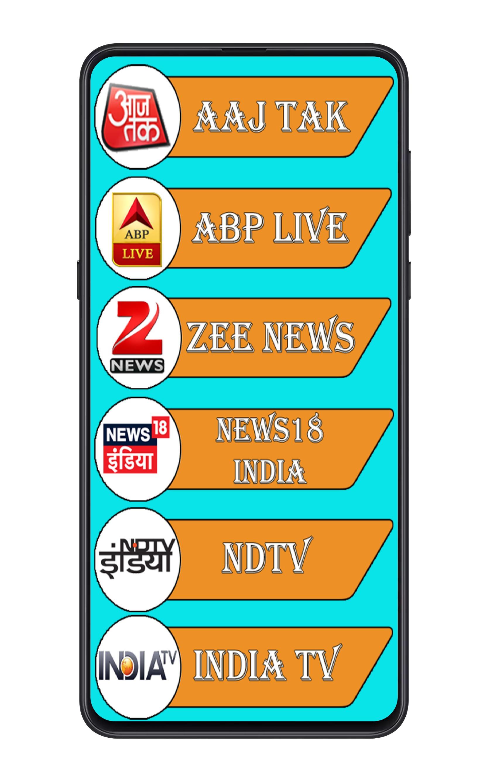 Live Tv Hindi Channels