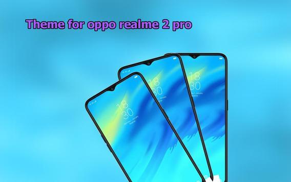 Theme for Oppo Realme 2 / Realme 2 pro screenshot 1