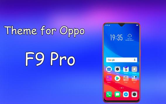 Theme for Oppo F9 Pro poster