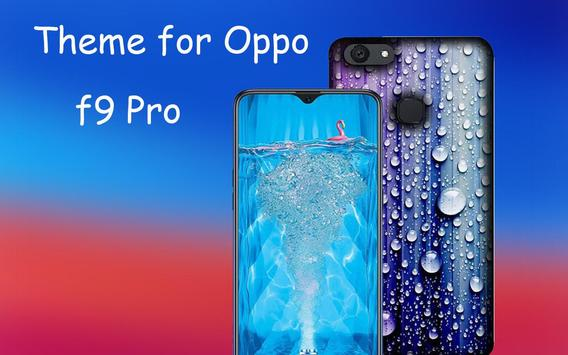 Theme for Oppo F9 Pro screenshot 1