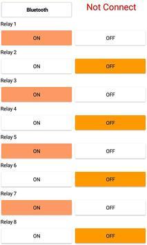 Kendali Relay 8 Chanel Arduino Bluetooth screenshot 3