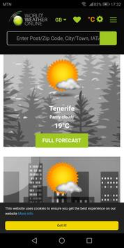 Weather Live screenshot 3