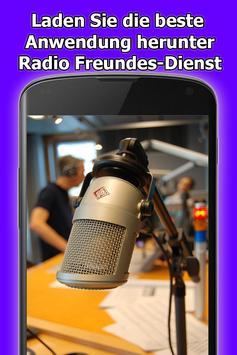 Radio Freundes-Dienst Kostenlos Online in Schweiz screenshot 3