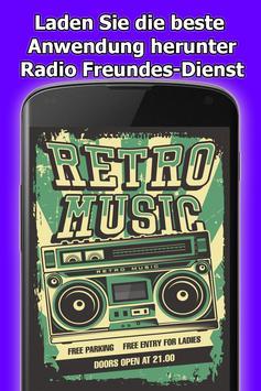 Radio Freundes-Dienst Kostenlos Online in Schweiz poster