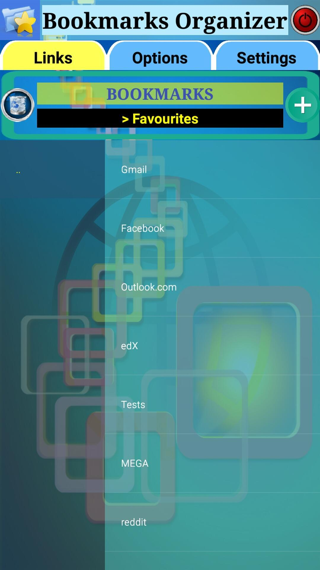 Bookmarks Organizer for Android - APK Download