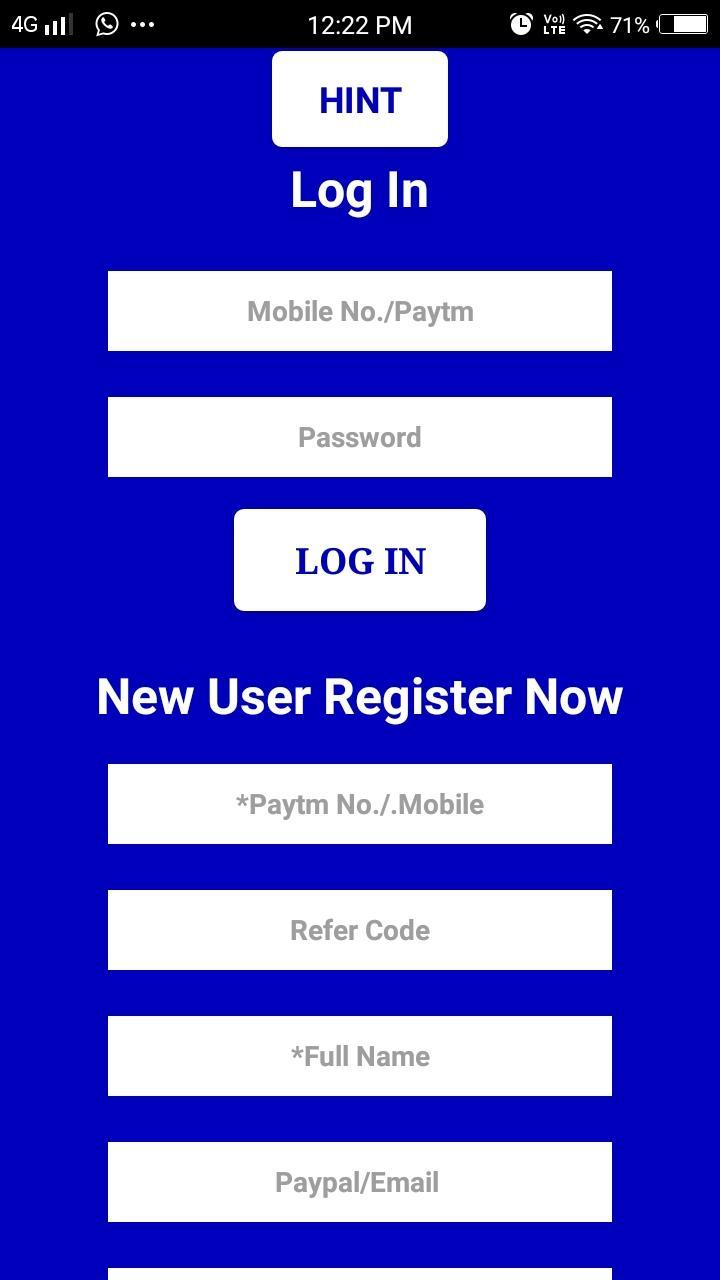 Spin Your Luck Refer And Earn Money cho Android - Tải về APK