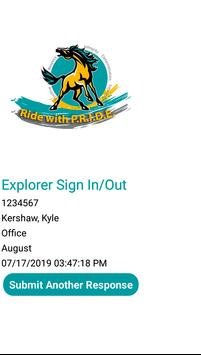 Explorer Sign In/Sign Out screenshot 1
