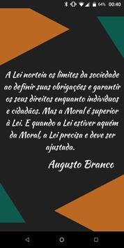 Frases de Augusto Branco screenshot 1