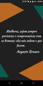 Frases de Augusto Branco screenshot 3