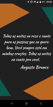 Frases de Augusto Branco screenshot 4