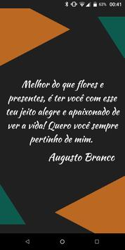 Frases de Augusto Branco screenshot 7