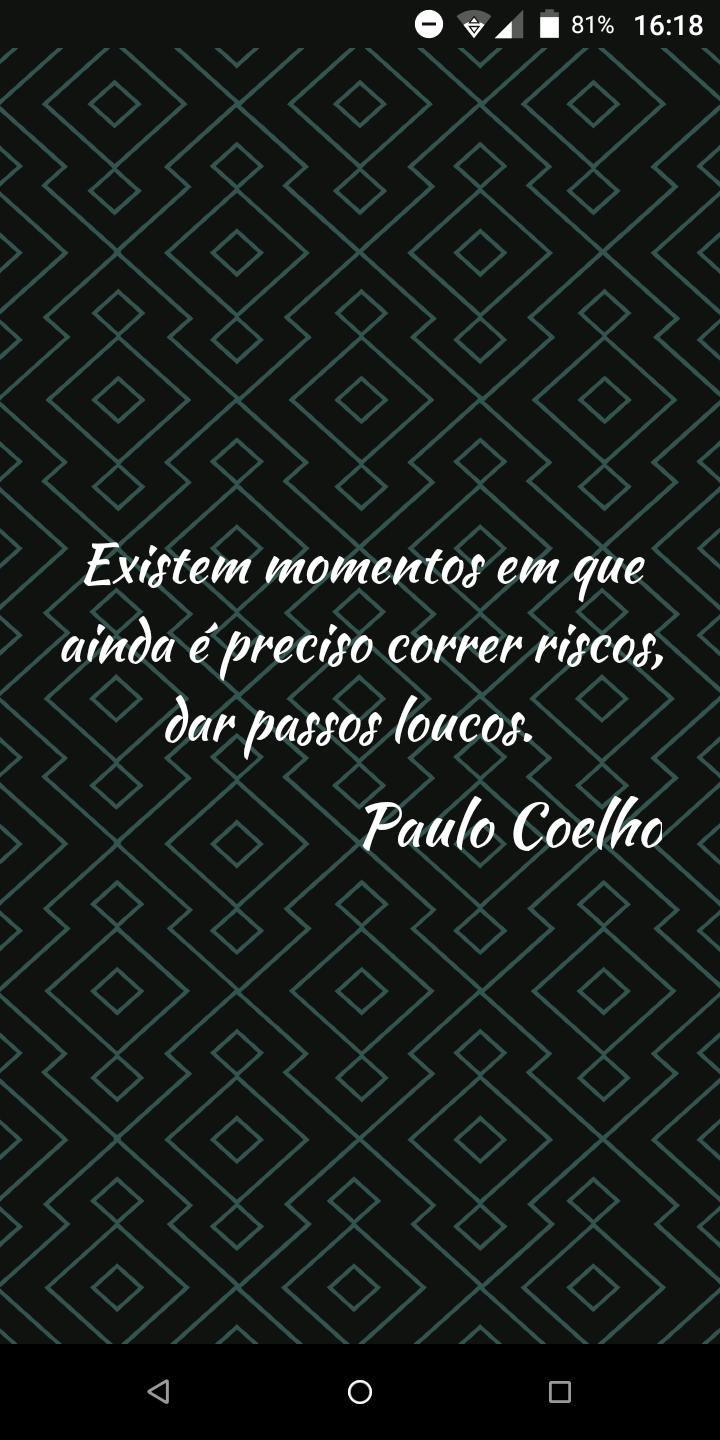 Frases De Paulo Coelho For Android Apk Download
