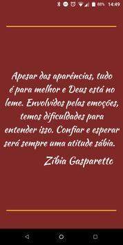 Frases de Zíbia Gasparetto screenshot 1