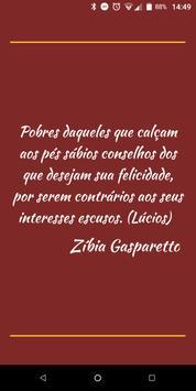 Frases de Zíbia Gasparetto screenshot 2