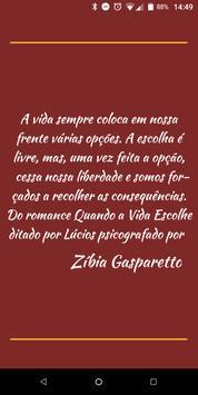 Frases de Zíbia Gasparetto screenshot 5