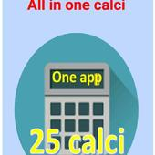 All in one calc icon