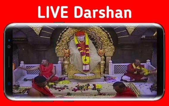 Sai Baba Shirdi Live Darshan (Free) screenshot 2