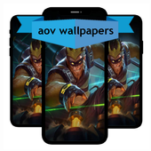 Aov Offline Wallpaper icon