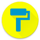 P Drawing icon
