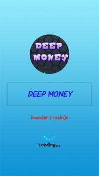 DEEP MONEY : Earn poster