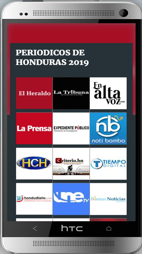 Periódicos de Honduras 2019 for Android - APK Download