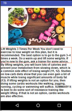 DietControl - Whether you want to lose weight screenshot 2