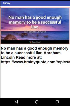 QuotesDaily - Quotations by famous authors poster