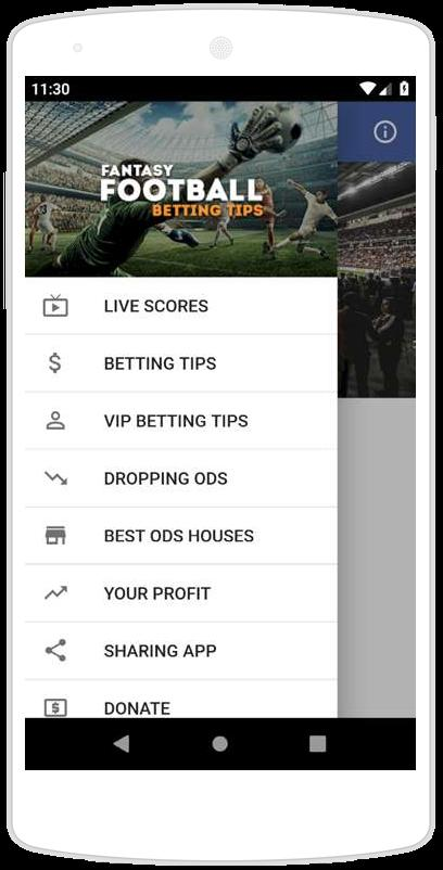 Vip Betting Tips Pro - Football Prediction for Android - APK
