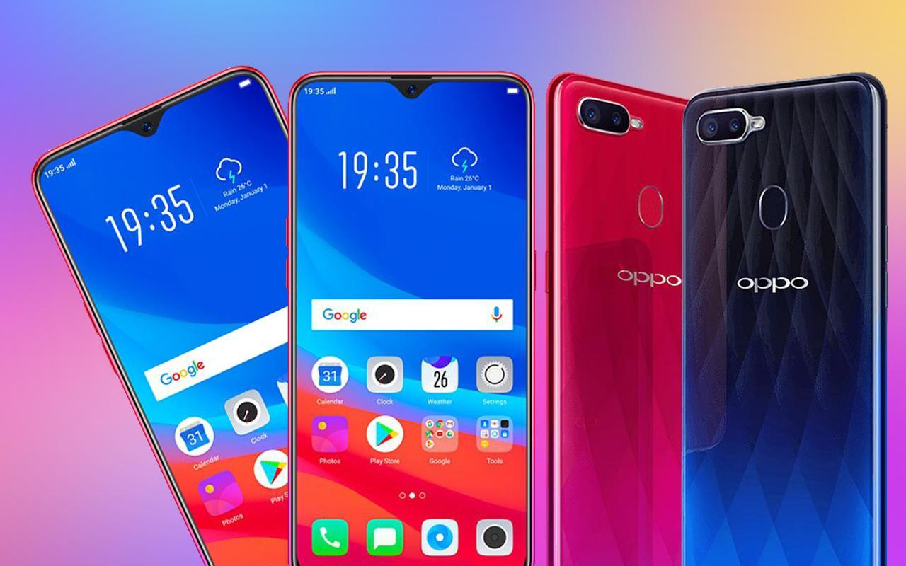 Theme For Oppo F9 F9 Pro For Android Apk Download