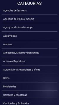 Logui, Guía de comercios screenshot 3